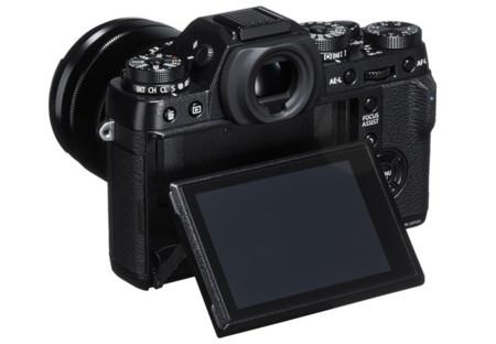Fujifilm X-T1 Pantalla