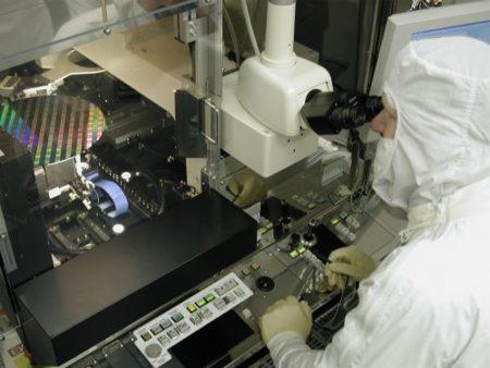 Intel fabrication process