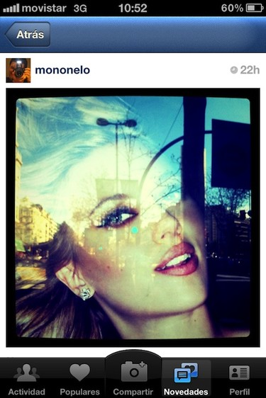 La moda del Instagram
