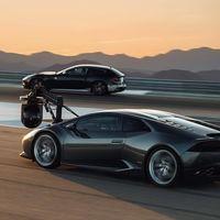 La cámara más cara y rápida no es una cualquiera: va montada en un Lamborghini Huracan