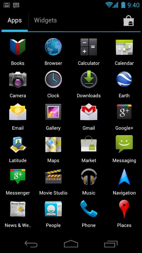 Foto de Android 4.0 Ice Cream Sandwich en imágenes (3/44)