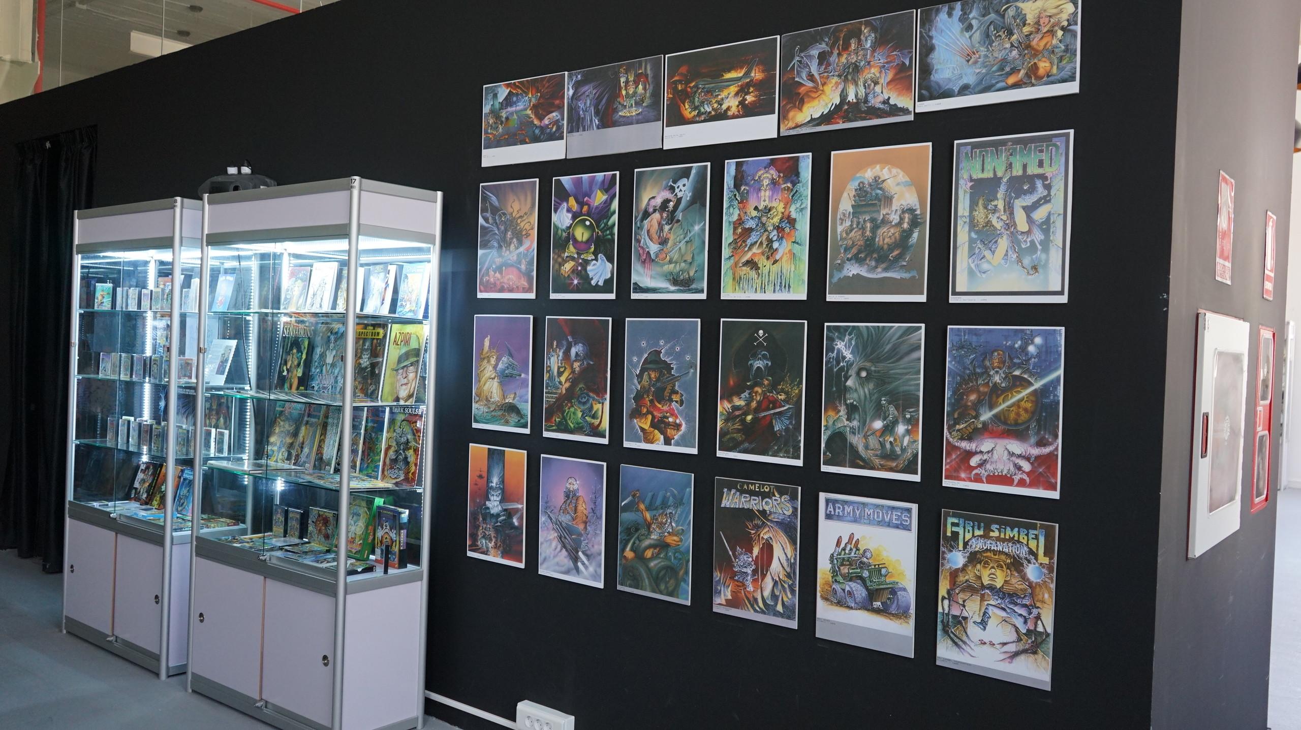 Foto de Exposición Azpiri (4/10)