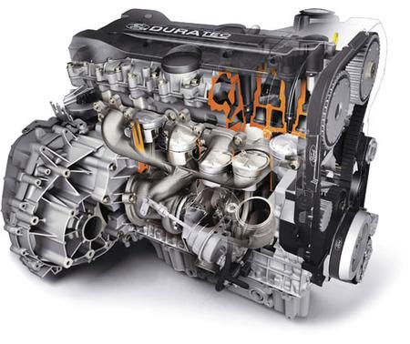 Motor Duratec 2.5 Turbo