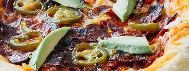 Pizza mexicana, pozole negro con huitlacoche y frijoles y más en Directo al Paladar México