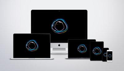 Viste tu dispositivo con el exclusivo wallpaper del nuevo MacBook