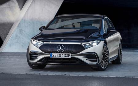 ¡De récord! El Mercedes EQS logra más de 600 km de autonomía real en autopista en una de sus primeras pruebas