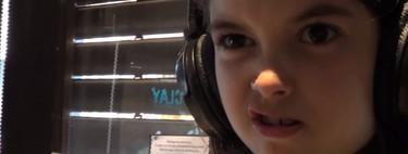 La hija de Toni Nievas es lo mejor que le ha podido pasar a Youtube, al mismísimo Toni y a todos nosotros