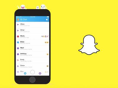 Snapchat 10 llega con una nueva interfaz de usuario y mejoras en su búsqueda