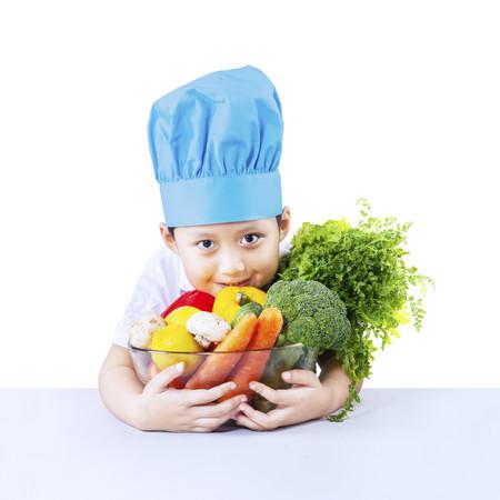 Toda una inversión en salud: ¿Cómo acercar la dieta mediterránea a los niños?