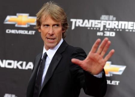 Michael Bay dirigirá 'Transformers 5'