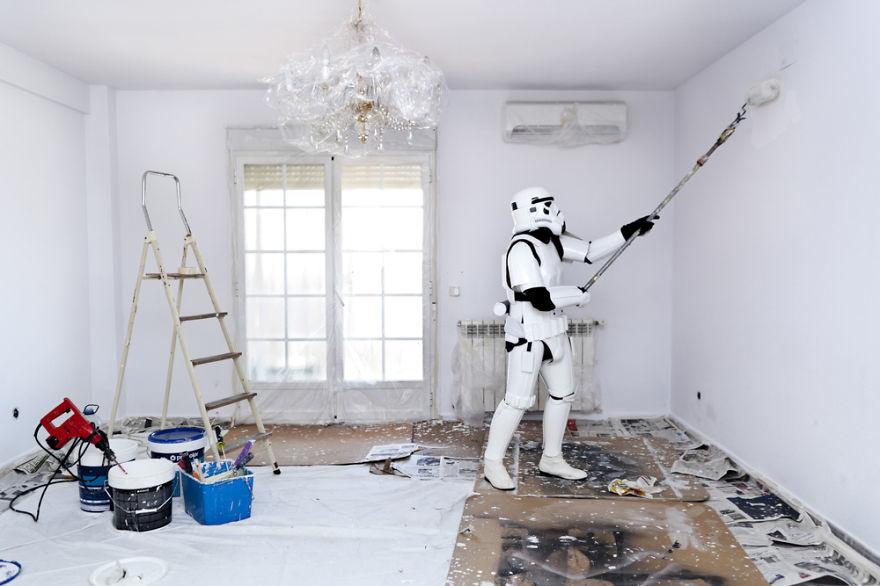 Foto de El día a día de los Stormtroopers (8/16)
