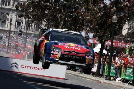 El Rally de Portugal calienta motores con el Porto Roadshow