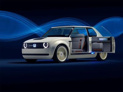 A veces los sueños se hacen realidad. La producción del Urban EV de Honda comenzará en 2019