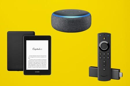 Fire TV, Kindle y Echo a precio de escándalo: las cinco mejores ofertas en dispositivos Amazon que puedes comprar hoy