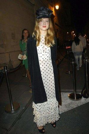 lea paris fashion week