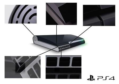 PS4 Albino Zebra