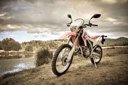 La Honda CRF250L ya se encuentra a la venta
