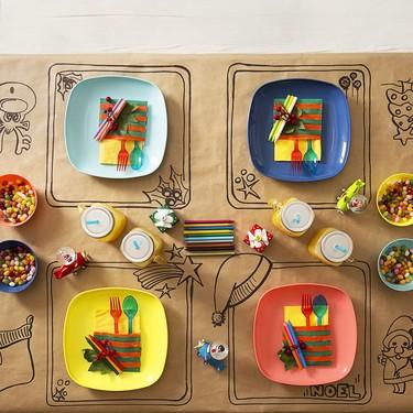 Hazlo tú mismo ¿Preparamos una mesa de Navidad divertida para los peques?