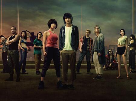 Tráiler de 'Alice in Borderland': la nueva serie de Netflix adapta el manga de supervivencia de la mano del director de 'Bleach'