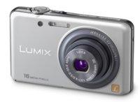 Panasonic FS22, pantalla táctil para controlar las fotos con los dedos