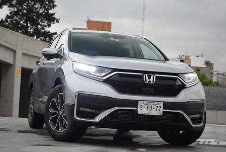 Honda Cr V 2020 8