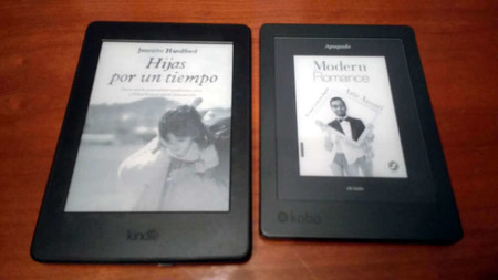 Kobo v Kindle