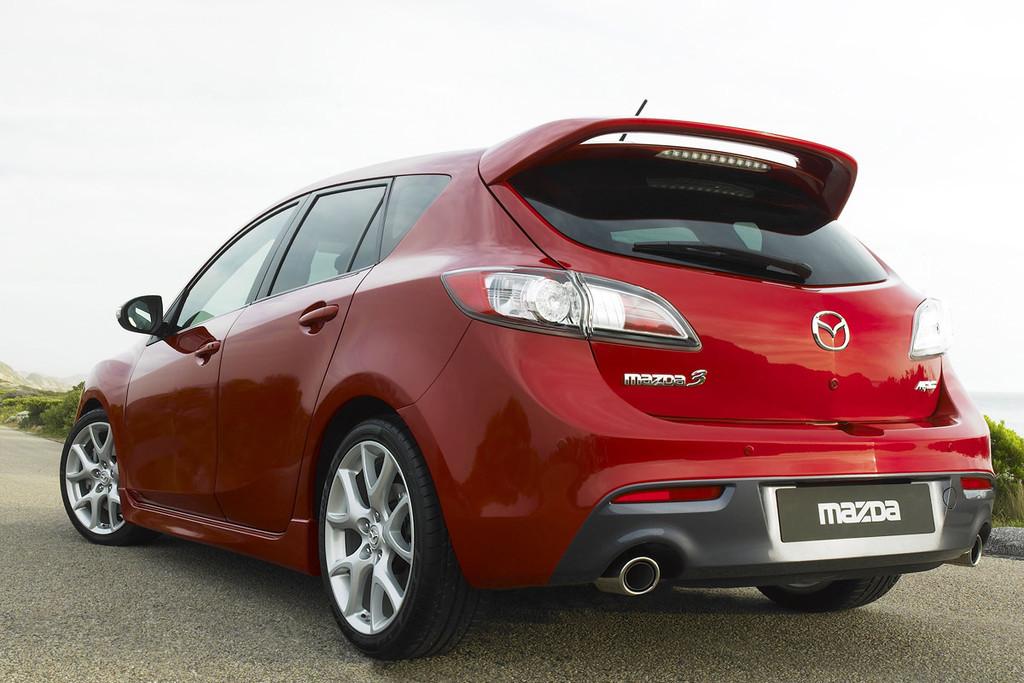 Foto de Mazda3 MPS, anticipo de imágenes (11/14)