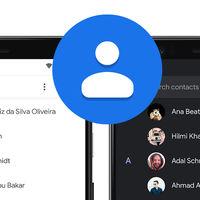 Contactos de Google ya puede sincronizarse con los contactos almacenados en el teléfono gracias a su última actualización