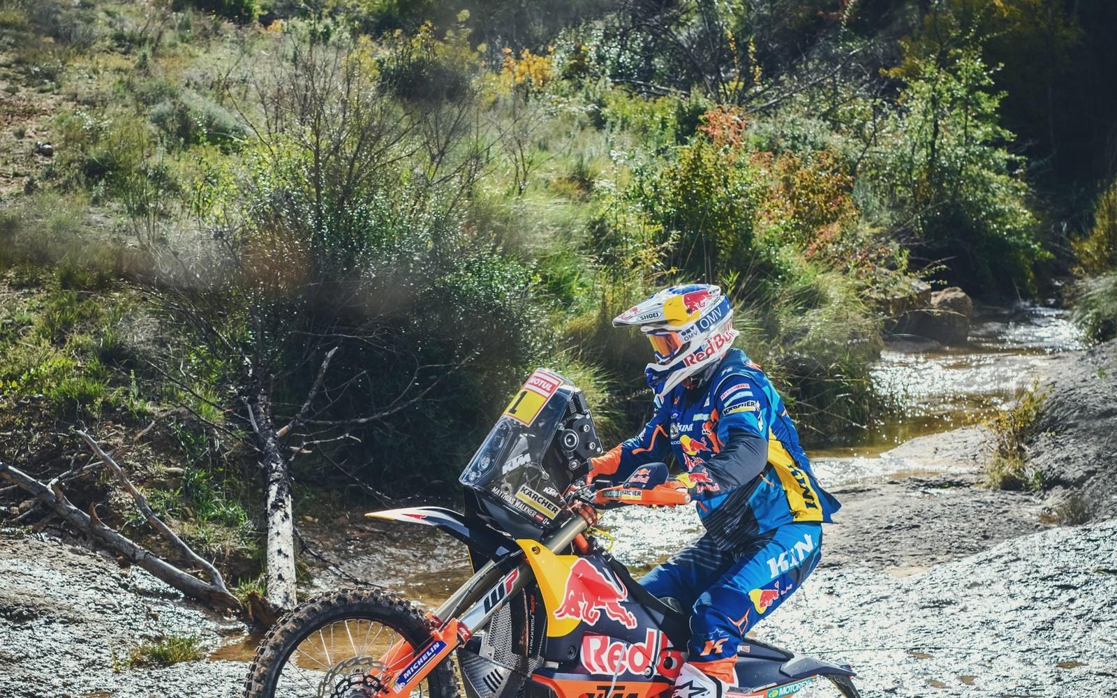 Foto de KTM 450 Rally Dakar 2019 (63/116)