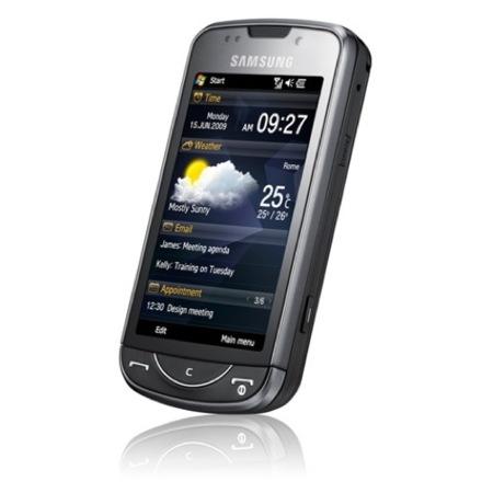 Samsung Omnia Pro llegará esta tarde
