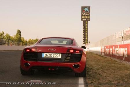 Audi R8 5.2 V10 FSI, prueba (parte 1)