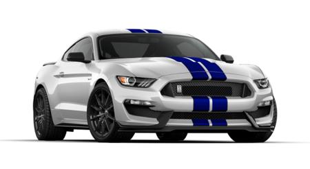 Veamos qué tan capaz eres de configurar el Ford Mustang Shelby GT350 de tus sueños