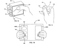 Apple patenta un sistema para móviles que reconoce la mano del usuario
