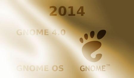 Planes del proyecto GNOME: distribución propia y GNOME 4.0 para 2014