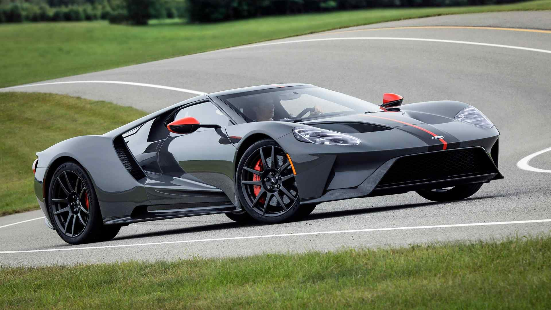 Foto de Ford GT Carbon Series (1/11)
