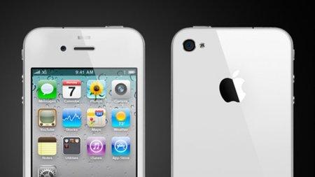 ¿Y el iPhone 4 blanco, qué?