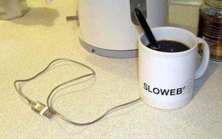 La taza ratón
