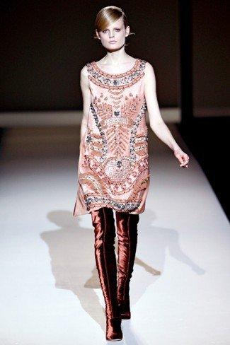 Alberta Ferretti Otoño-Invierno 2011/2012 en la Semana de la Moda de Milán