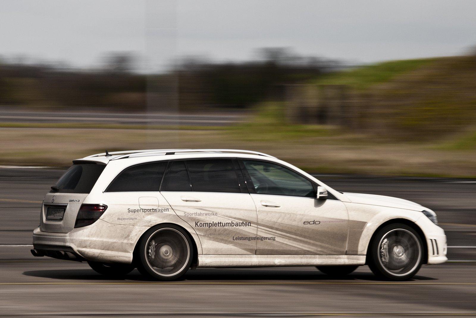Foto de Mercedes C63 AMG Wagon por Edo Competition (8/16)