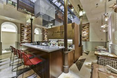 Canseco & Mesteño, singular y con carácter así es el nuevo restaurante creado para Jesús Almagro