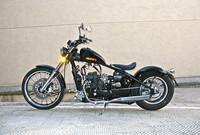 Leonart Bobber, la primera moto homologada con chasis rígido
