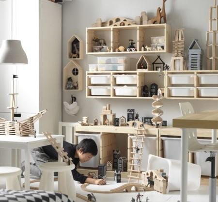 ¿Dormitorio infantil pequeño? Te damos soluciones de almacenaje práctico y divertido