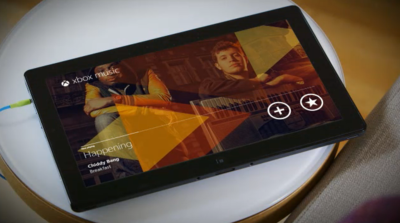 Microsoft presenta Xbox Music, accesible desde Windows Phone