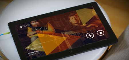 Microsoft presenta Xbox Music, accesible desde Windows Phone