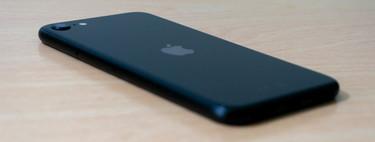 El iPhone SE (2020) alcanza su nuevo precio mínimo histórico: menos de 400 euros para la versión con 64 GB de almacenamiento