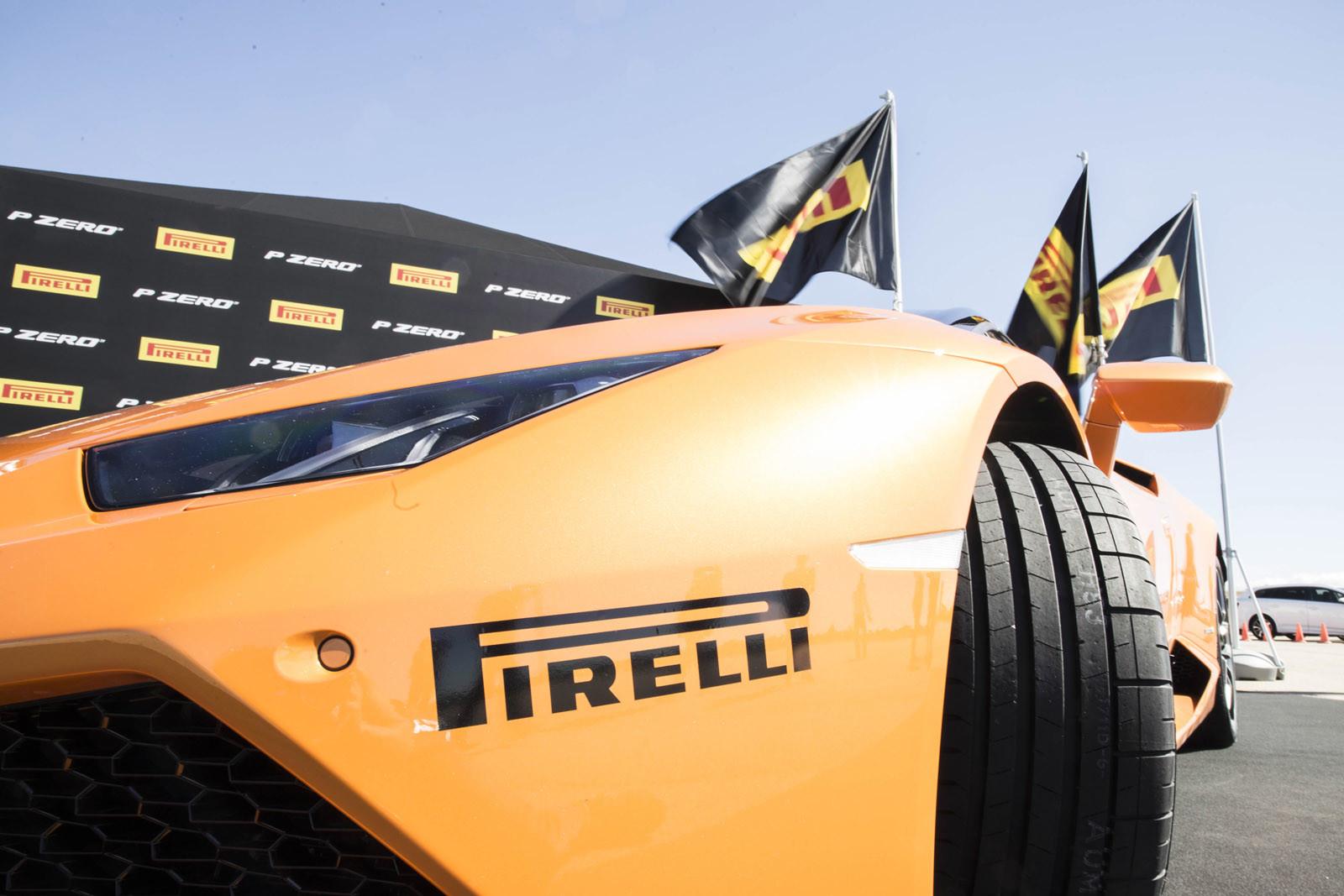 Foto de Pirelli P Zero, contacto (12/29)