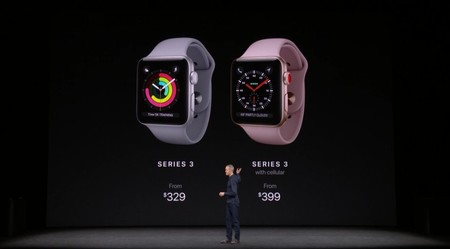 Apple Watch Series 3 Precio