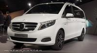 Mercedes-Benz Clase V, primeras impresiones