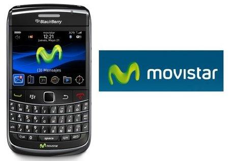 Nuevas tarifas de Movistar para BlackBerry