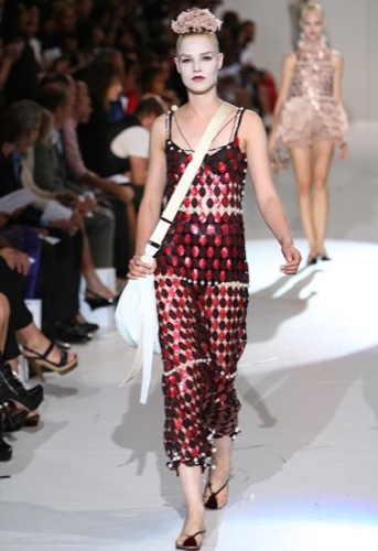 Marc Jacobs, Primavera-Verano 2010 en la Semana de la Moda de Nueva York IV